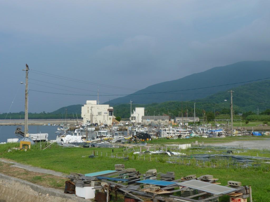 糸島の漁港