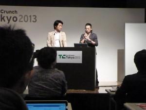 設楽直伸さん@TechCrunchTokyo