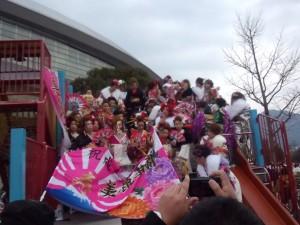 北九州市の成人式