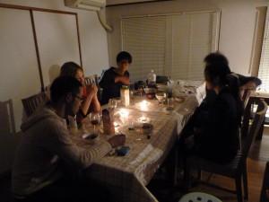 2014.1.17小田さん歓迎パーティー