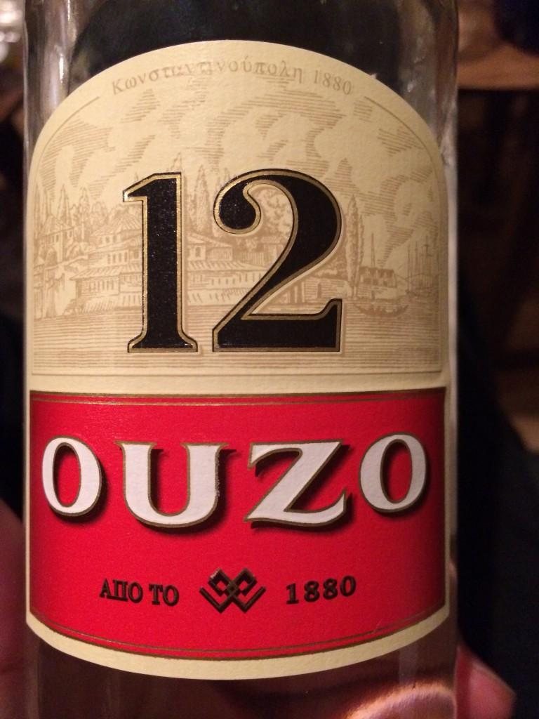 OUZOというリキュール
