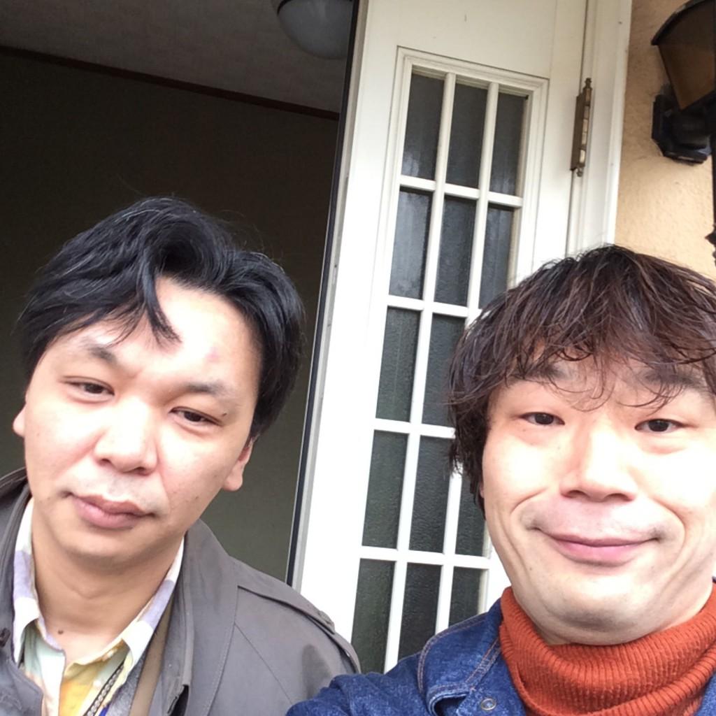萩生田さんと