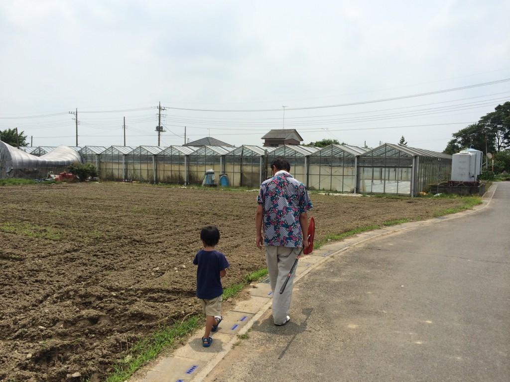 菖蒲町:探検スタート