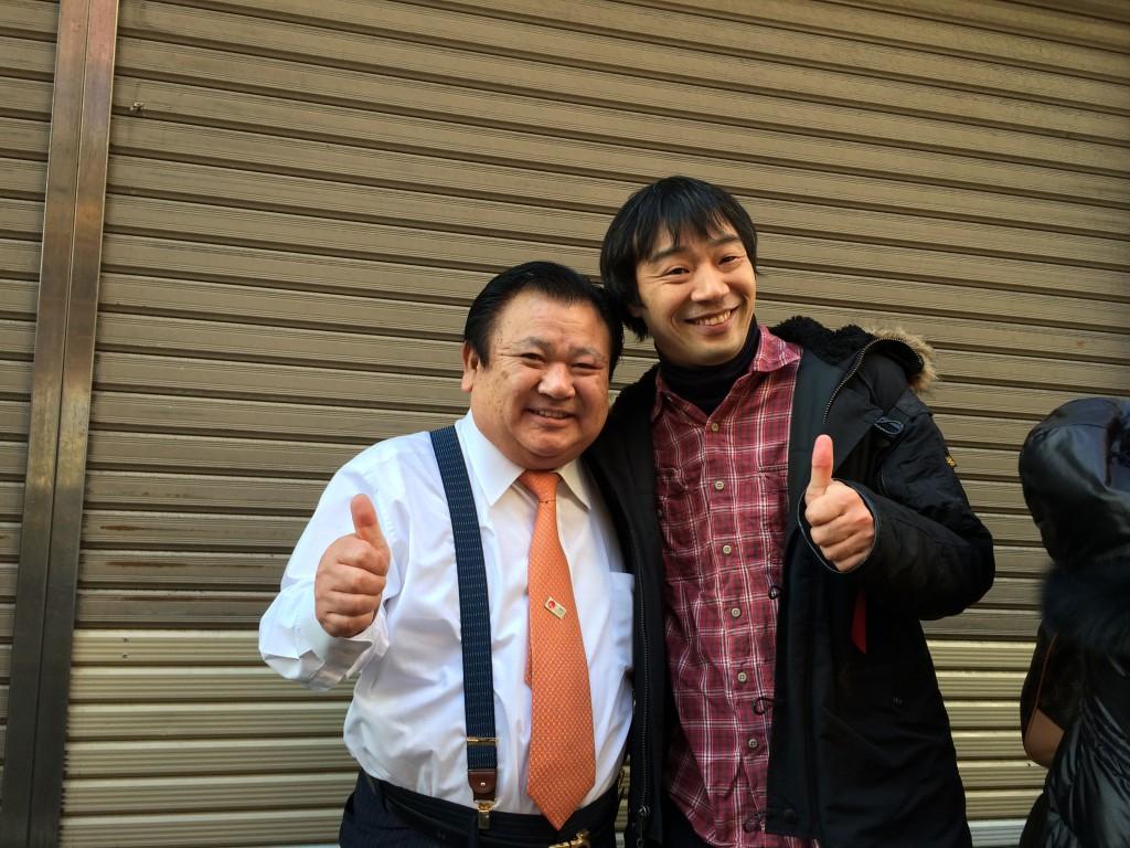 すしざんまいの木村清社長と