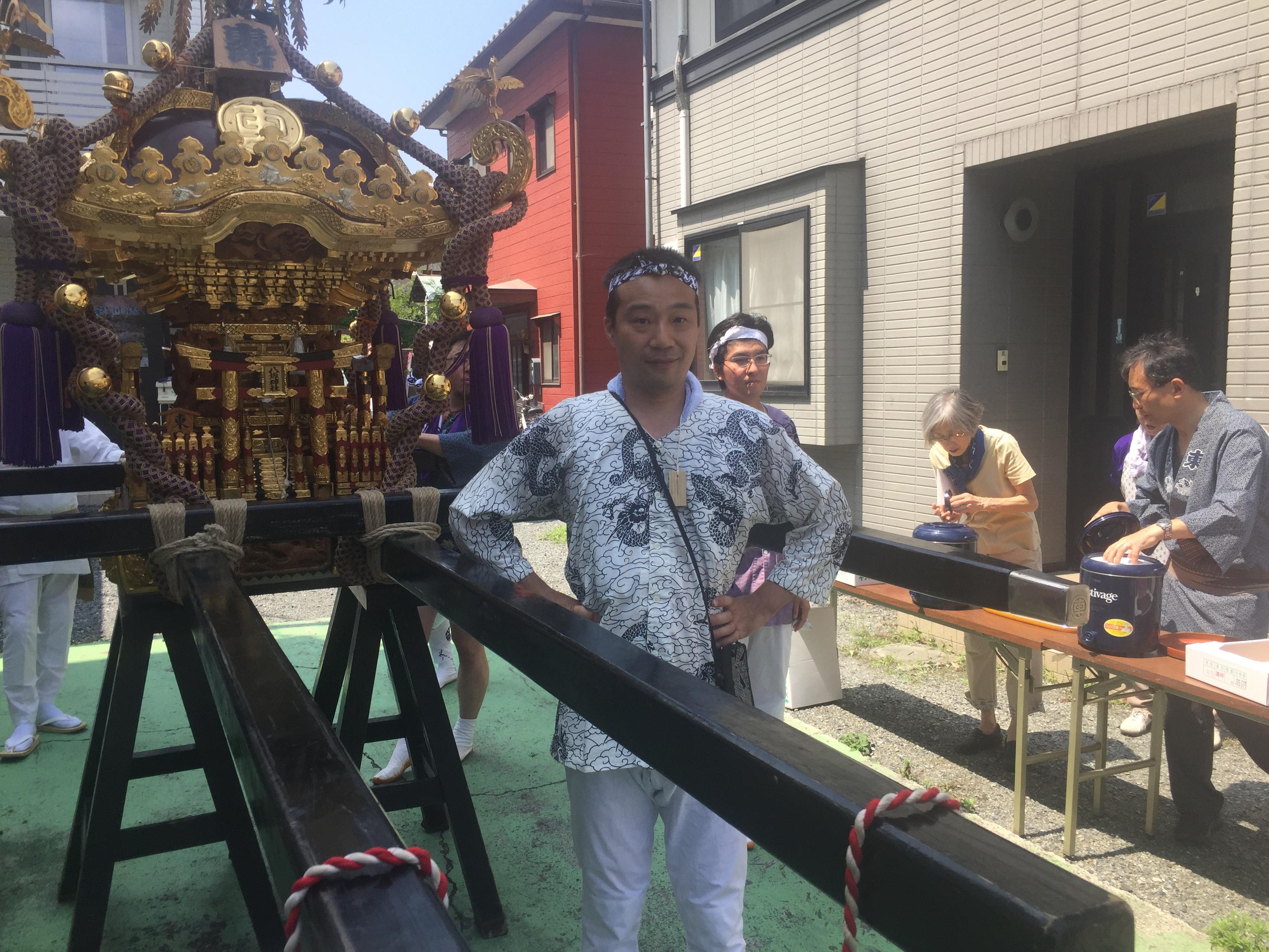 秩父 川瀬祭 2017