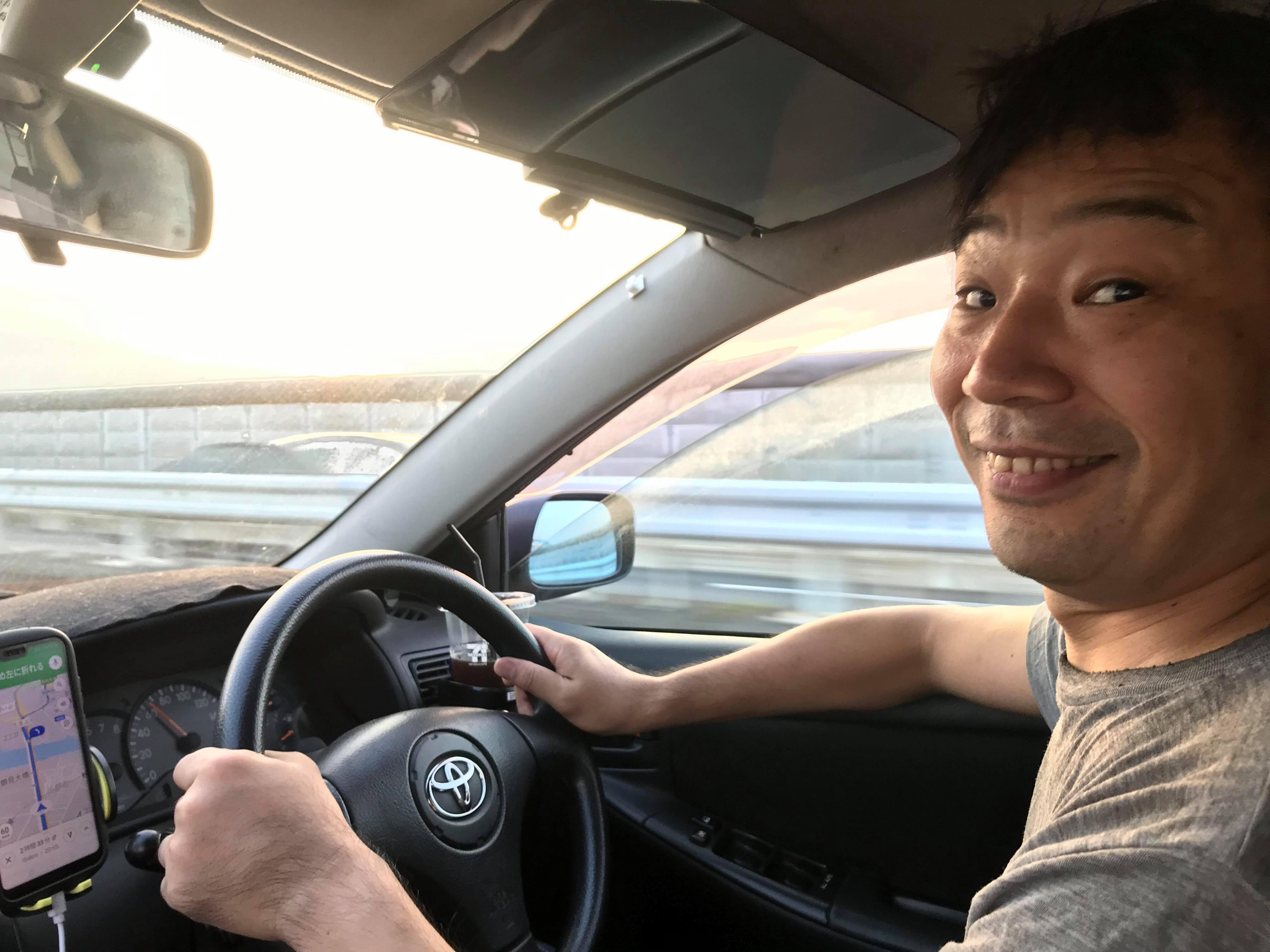 伊豆へドライブ