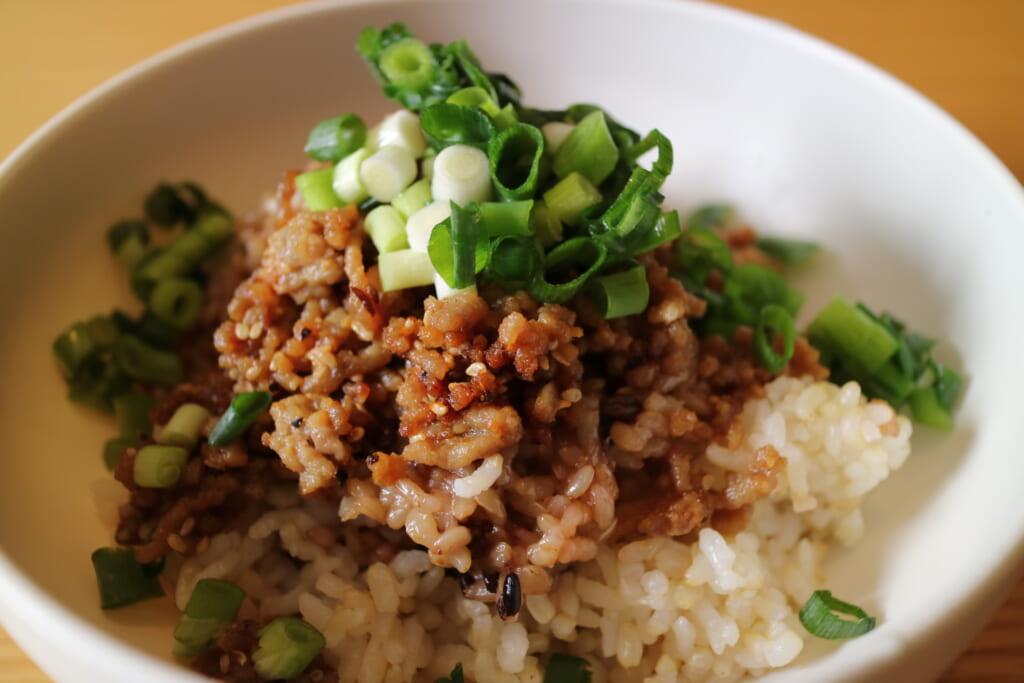 ユカちゃんの手料理